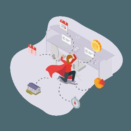 Logiciel gestion camping - productivité accrue